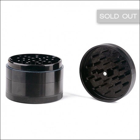 Grinder Black Small 4layers
