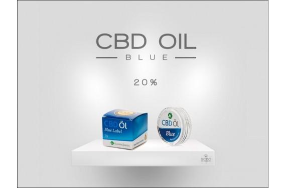 CBD Oil Blue Label 20% -3g