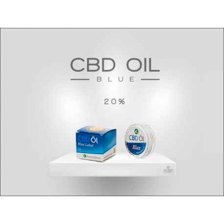 CBD Oil Blue Label 20%